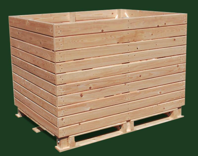 Medium size box-pallets