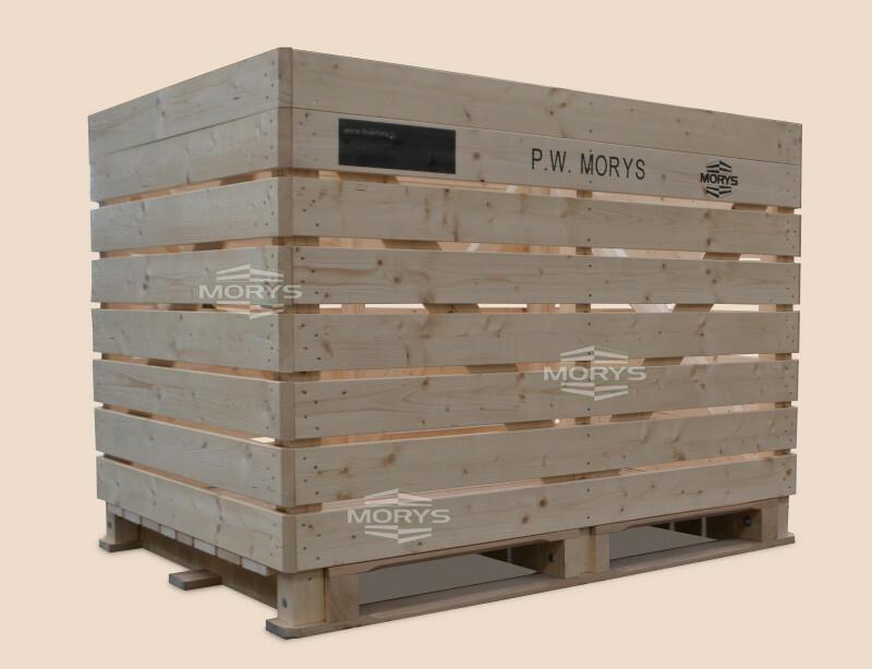 Box-pallet type FR-GB